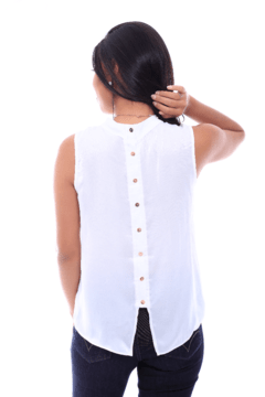 Blusa Regata Fashion Golinha - It Marie