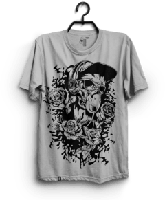 CAMISETA – CAVEIRA TATTO