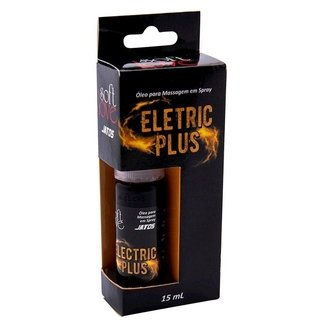 ELETRIC PLUS JATOS ELETRIZANTE 15ML SOFT LOVE