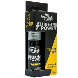ULTRA POWER ELETRIC PLUS JATOS 15ML SOFT LOVE