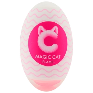 EGG FLAME CYBERSKIN MAGIC CAT