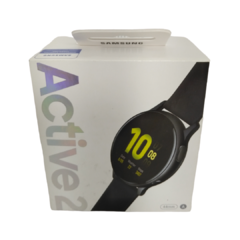 SAMSUNG GALAXY WATCH ACTIVE 2 BLACK 106036