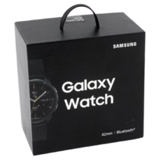 SAMSUNG GALAXY WATCH BT 42mm MIDNIGHT Black 104698