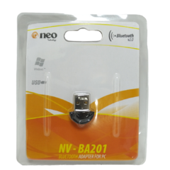 Adaptador bluetooth NV-BA201 106691