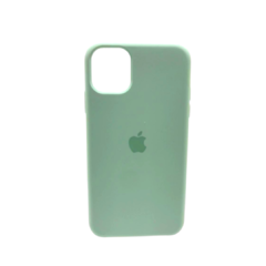 Silicona Case Iphone 11 Verde Agua 106294