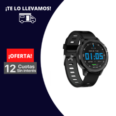 Smart Watch West L8 Black 105914