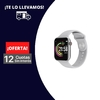 SmartWatch West F10 Silver 107422