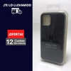 Silicona Case Iphone 11 Pro Gris Oscuro 107238