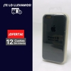 Silicona Case iPhone 6 Gris Oscuro 106364
