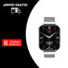 Smart Watch West  DTX Plastic  Steel Grey 110764