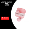 Auricular Wireless 208 TWS Pink 108910