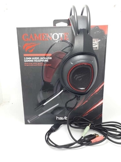 AURICULAR GAMER HAVIT-H2239D 103841 en internet