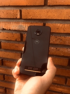 Motorola Z3 Play en internet