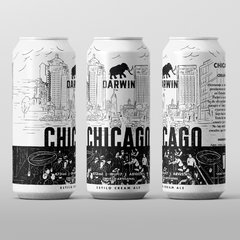 """Chicago"" Cream Ale - Pack x 12u"