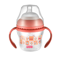 Copo de Transição First Moments 150ml Rosa (4m+) - Fisher Price