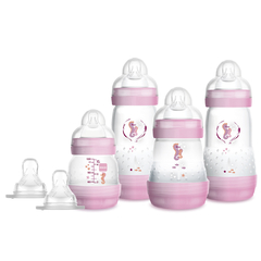 Kit 4 Mamadeira Mam Easy Start - Gift Set