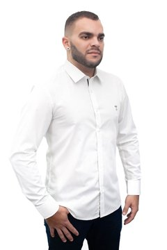 Camisa esporte slim arrow