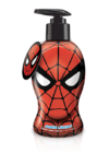 AVENGERS jabon liquido Spiderman 2D 300 ml
