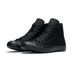 Chuck Taylor All Star Hi Black Monochrome (157005C) - tienda online