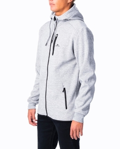 4148 Campera Rip Curl Anti Series Departed (Gris) - comprar online