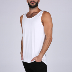 Musculosa Billabong Fundamental Neutral Blanca (11117508) - comprar online