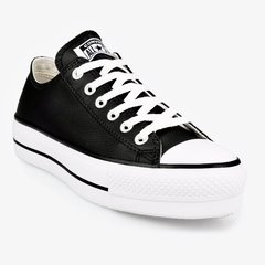 All Star Lift Leather Ox Black en internet