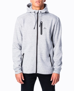 4148 Campera Rip Curl Anti Series Departed (Gris)