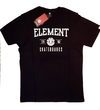 Remera Element Victory Negra