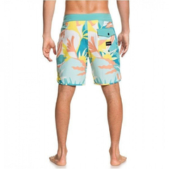 Short de Baño Quiksilver HIGHLINE TROPICAL FLOW 18 (BKH6) - comprar online