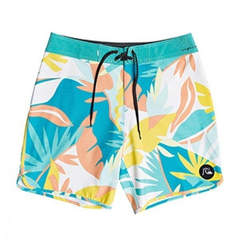 Short de Baño Quiksilver HIGHLINE TROPICAL FLOW 18 (BKH6) - La Cresta Surf Shop