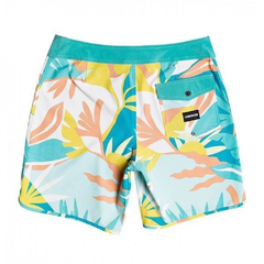 Short de Baño Quiksilver HIGHLINE TROPICAL FLOW 18 (BKH6) - tienda online