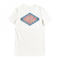 Remera Quiksilver Dust Of Days Blanca (2212102073)