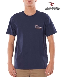 Remera Rip Curl California Estampa 3 (Azul) 3380