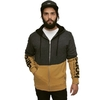 Campera Billabong Break Zip Hood Camel