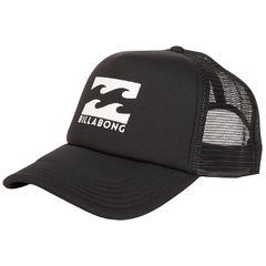 Gorra Billabong Podium Trucker Negra