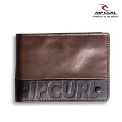 Billetera Rip Curl Undertow Rfid Slim Marron