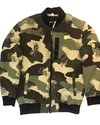 Campera Quiksilver Trestles Army Bomber