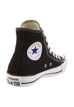 All Star Chuck Taylor Hi Black/White (157197C) - comprar online
