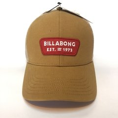 Gorra Billabong Walled Trucker Camel - comprar online