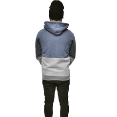 Campera Billabong Break Zip Hood Azul en internet