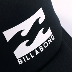 Gorra Billabong Podium Trucker Negra en internet