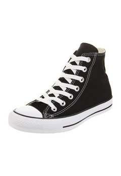 All Star Chuck Taylor Hi Black/White - tienda online