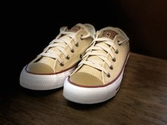 Converse All Star Lino Ox Natural - comprar online