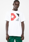 Remera Converse Star Box Blanco 7272A02