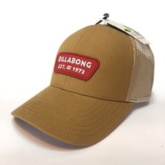 Gorra Billabong Walled Trucker Camel