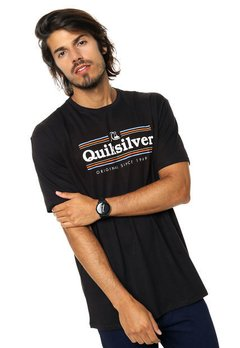 Remera Quiksilver Get Buzzy
