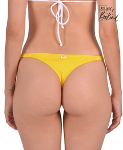 Bombacha Rip Curl Colaless Morley Amarillo (6745) - comprar online