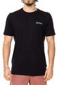 Remera Billabong Splitpeak Negra