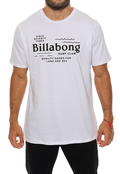 Remera Billabong Surfclub Blanco - comprar online