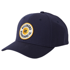 Gorra Billabong Walled Stretch Azul